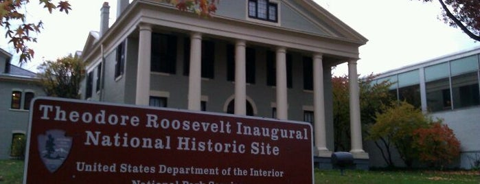 Theodore Roosevelt Inaugural National Historic Site is one of National Parks.