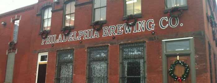 Philadelphia Brewing Company is one of Philadelphia To-Do.