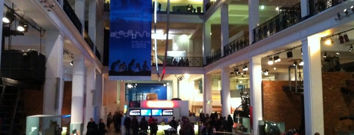 Science Museum is one of London Museums and Galleries.