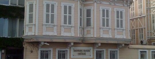 Sadberk Hanım Müzesi is one of İstanbul'dayım takılıyorum....