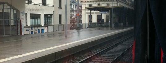 Gare de Montreux is one of Bahnhöfe.