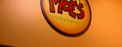 Moe's Southwest Grill is one of my tips.
