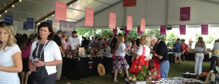 Atlanta Food & Wine Festival is one of My favorites.