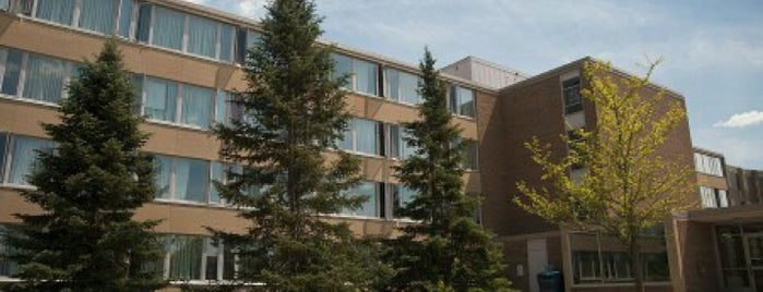 Sorensen Hall is one of Residential Hall Tour.