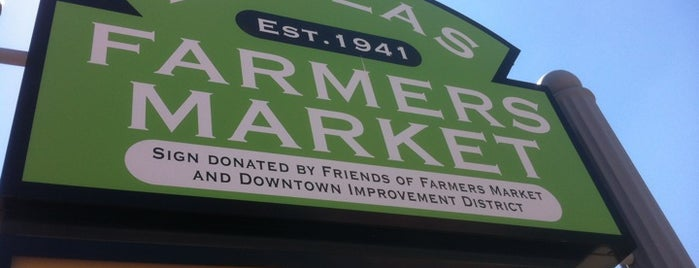 Dallas Farmers Market is one of ILiveInDallas.com's Fun Things to Do in Dallas.