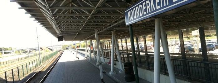 Station Noorderkempen is one of Bijna alle treinstations in Vlaanderen.