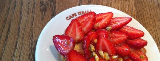 Cafè Italia is one of We Love Tel Aviv!  #4sqCities.
