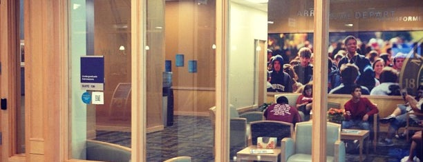 Marquette University Admissions Office is one of Be The Difference (Marquette University).