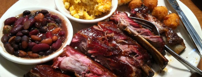 The Pit Authentic Barbecue is one of Get in my belly.