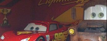 Team McQueen: Cars Meet and Greet is one of Walt Disney World.