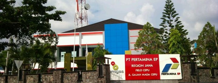 PT Pertamina EP Field Cepu is one of Pertamina EP Office.
