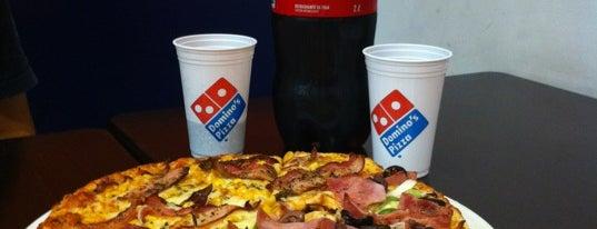 Domino's Pizza is one of Senhas wifi Curitiba.