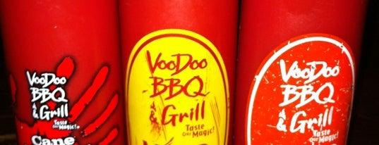 VooDoo BBQ & Grill is one of Td1.