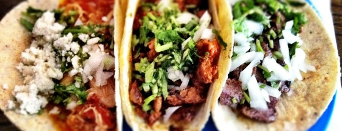 La Lucha - Tacos & Boutique is one of East village restaurants.