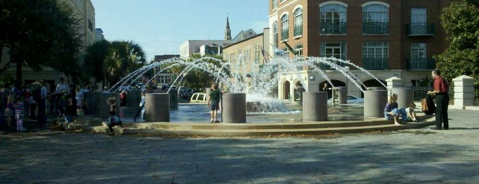 Waterfront Park is one of Charleston, SC #visitUS.