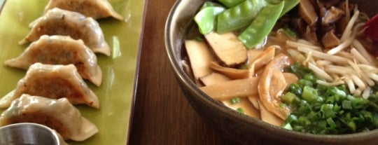 Umami Ramen & Dumpling Bar is one of The 15 Best Places for a Healthy Food in Madison.