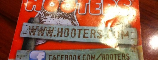 Hooters is one of Top 10 restaurants when money is no object.