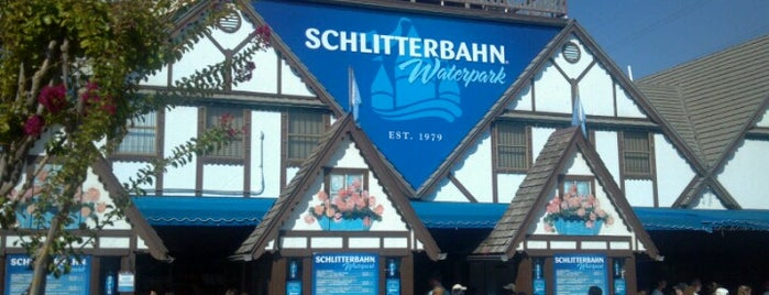 Schlitterbahn is one of Best Places to Check out in United States Pt 4.