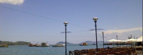The Waterfront Kota Kinabalu is one of Kota kinabalu.