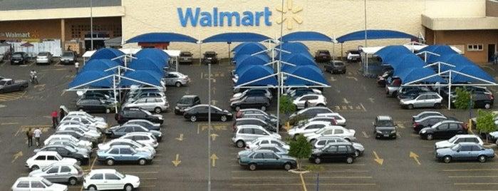 Walmart is one of Americana.