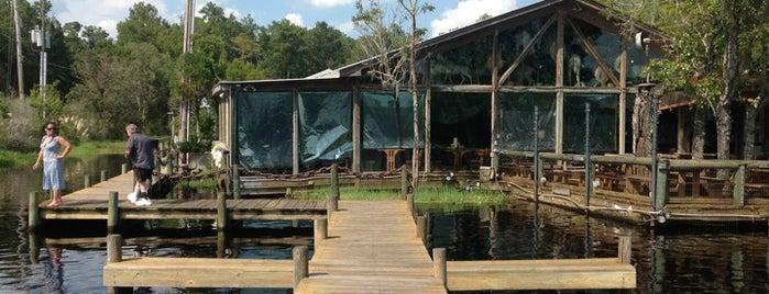 The 15 best places for portobello mushrooms in jacksonville for Fish camp jacksonville