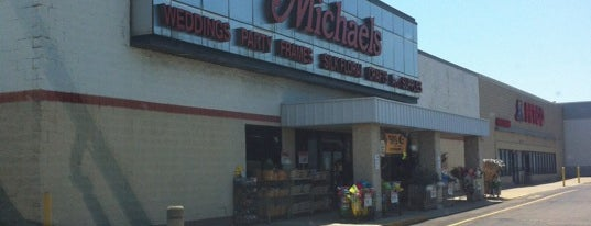 Michaels is one of Halloween.
