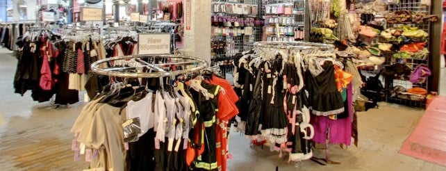 The Garment District is one of Interesting Items to Check Out.