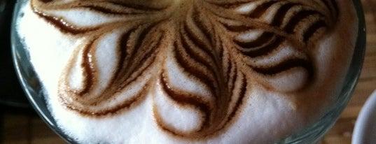 Latte-Art is one of Kazan.
