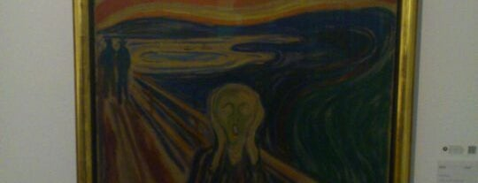 Munch-museet is one of Best of World Edition part 3.