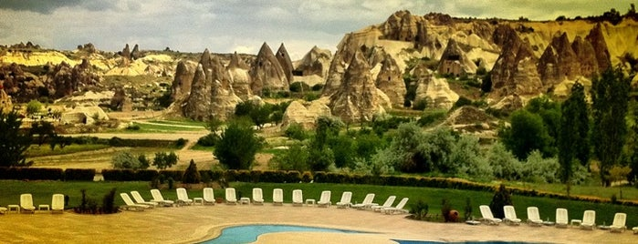 Tourist Hotels & Resorts Cappadocia is one of Me.