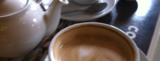 Good coffee in and around Leicester