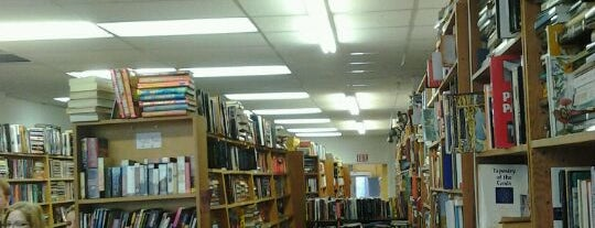 Pegasus Book Exchange is one of Booked in Seattle.