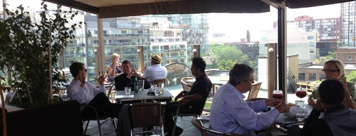 Spoke Club is one of Toronto.
