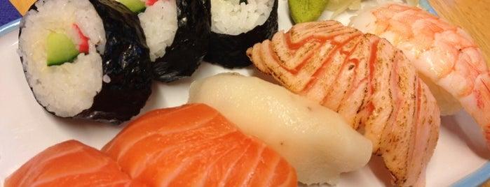 Kado Sushi Bar is one of Best in Turku.