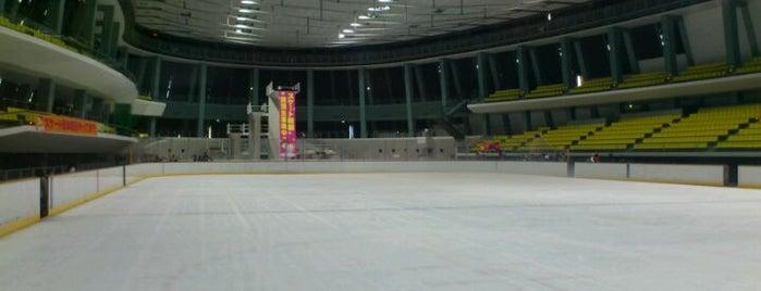 京都アクアリーナ is one of スケートリンク.