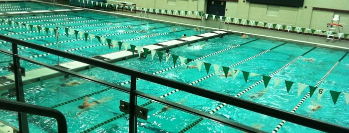 Aquatic and Fitness Center - George Mason University is one of mason to do.