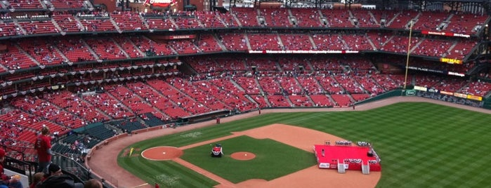 Busch Stadium is one of Great Sport Locations Across United States.