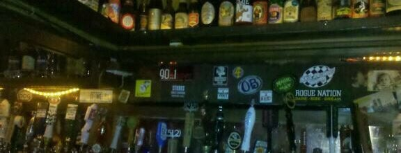 The Ginger Man is one of Draft Magazine Best Beer Bars.