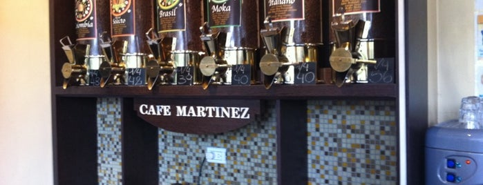 Café Martínez is one of Wifi en Buenos Aires.