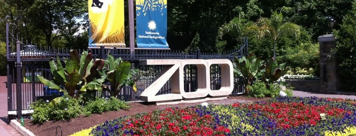 Smithsonian National Zoological Park is one of Must see places in Washington, D.C..