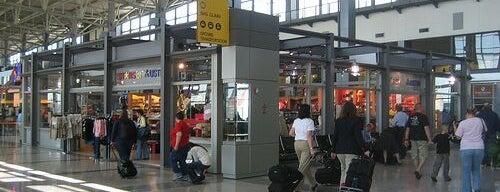 Austin Bergstrom International Airport (AUS) is one of Austin/SXSW 2012.