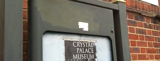 Crystal Palace Museum is one of London's best unsung museums.