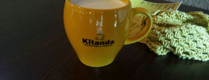 Kitanda Brazilian Coffee & Bakery is one of Rata's Seattle Coffee Trip - A Coffee Crawl!.