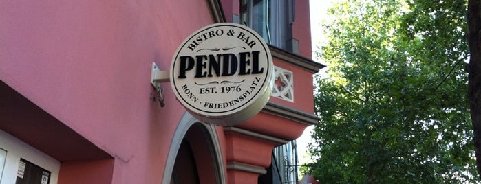 Pendel is one of Coffee.
