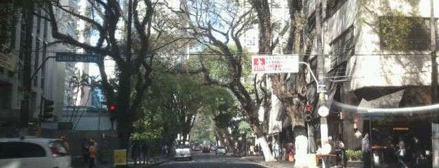 Rua Haddock Lobo is one of AVENIDAS & RUAS | BRAZIL.
