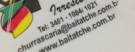 Baita Tchê is one of Comer e Beber em Salvador.