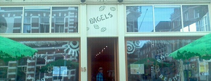 Bagels & Beans is one of Favo.
