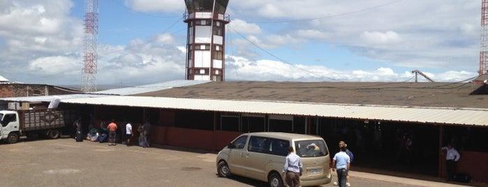 Aeropuerto Seymour de Baltra (GPS) is one of Ecuador.