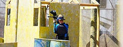 Combat Zone Paintball & The Zombie Apocalypse Experience is one of Las Vegas Entertainment.