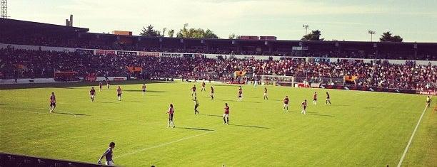 Estadio 3 de Marzo is one of Show Places @ GDL.